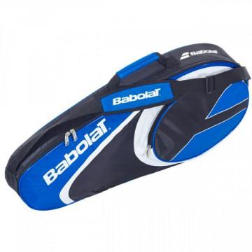 Babolat Club Line Racket Holder X3 2014 žlutá tenisový bag + dárek zdarma