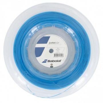 Babolat Synthetic Gut modrá 1,3 mm - 200 m tenisový výplet + dárek zdarma