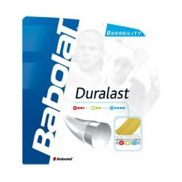 Babolat Duralast 1,25 mm - 12 m tenisový výplet + dárek zdarma