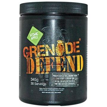 Grenade Defend 345 g jablko + dárek zdarma