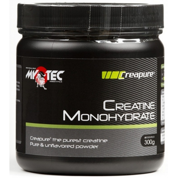 Myotec Creatine Monohydrate Creapure 600 g + dárek zdarma
