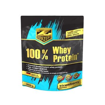 Z-Konzept 100 Whey Protein 500 g čokoláda + dárek zdarma