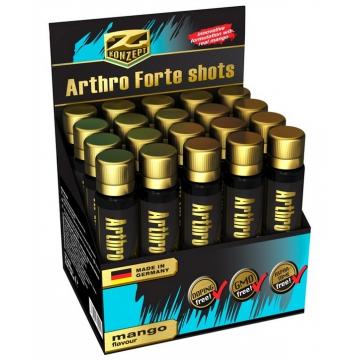 Z-Konzept Arthro Forte Shots 20 ampulí + dárek zdarma