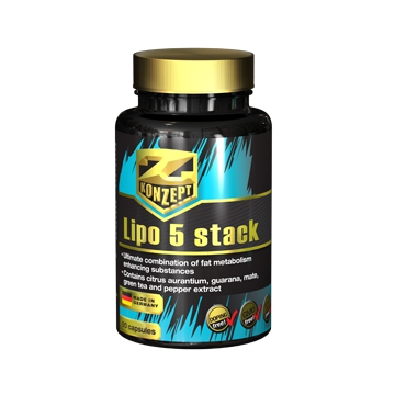 Z-Konzept Lipo 5 Stack 90 table + dárek zdarma