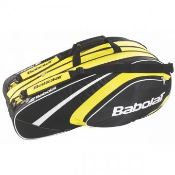 Babolat Team Line X12 2015 černá tenisový bag + dárek zdarma