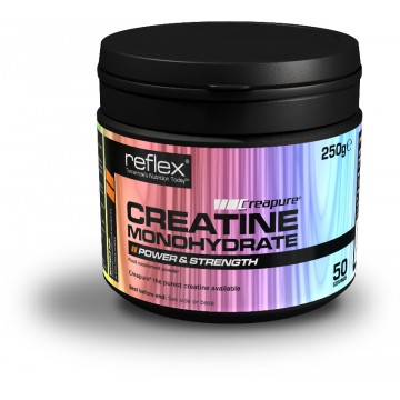 Reflex Nutrition Creapure Creatine Monohydrate 250 g + dárek zdarma