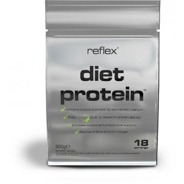 Reflex Nutrition Diet Protein 900 g čokoláda + dárek zdarma