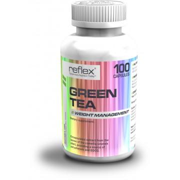 Reflex Nutrition Green Tea Extract 300 mg 100 kapslí + dárek zdarma
