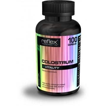 Reflex Nutrition Colostrum 100 kapslí + dárek zdarma