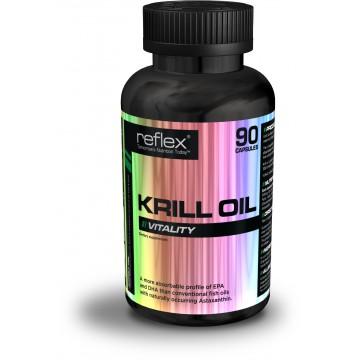 Reflex Nutrition Reflex Krill Oil 90 kapslí + dárek zdarma