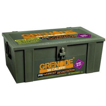 Grenade 50 CALIBRE 580g berry + dárek zdarma