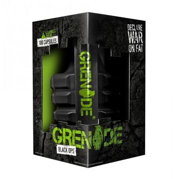 Grenade BLACK OPS 100 kapslí + dárek zdarma