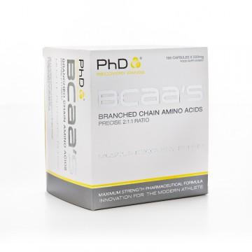 PhD Nutrition BCAA´s 195 tablet + dárek zdarma