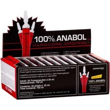 Energy Body 100% Anabol 30 x 25 ml + dárek zdarma