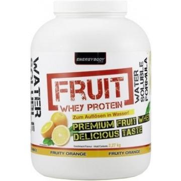 Energy Body FRUIT Whey Protein 2270 g meloun + dárek zdarma