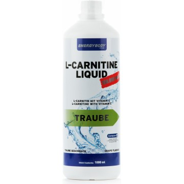 Energy Body L-Carnitine Liquid 100000 1000 ml hrozen + dárek zdarma