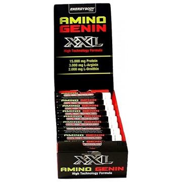 Energy Body Amino Genin XXL 20 x 30 ml + dárek zdarma