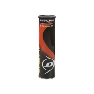 Dunlop Fort TP tenisové míče - dóza (4 míče) + dárek zdarma