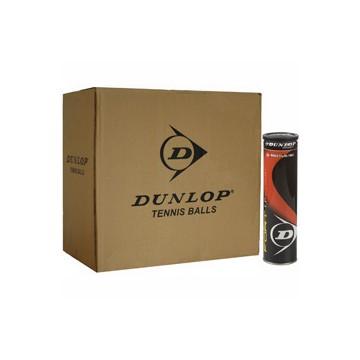 Dunlop Fort TP tenisové míče - karton (72 míčů) + dárek zdarma a DOPRAVA ZDARMA