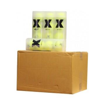 Tretorn Micro X tenisové míče - karton (40 míčů) + dárek zdarma