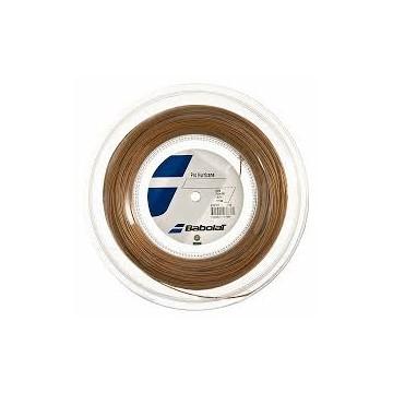 Babolat Pro Hurricane zlatá 1,25 mm - 12 m tenisový výplet + dárek zdarma