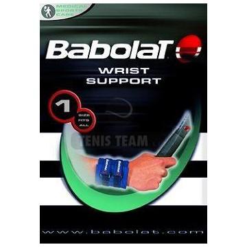 Babolat Wrist Support X1 tenisová bandáž na zápěstí + dárek zdarma