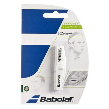 Babolat VIBRAKILL comfort bílá vibrastop + dárek zdarma