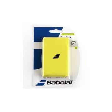 Babolat Bandana žlutá tenisový šátek + dárek zdarma