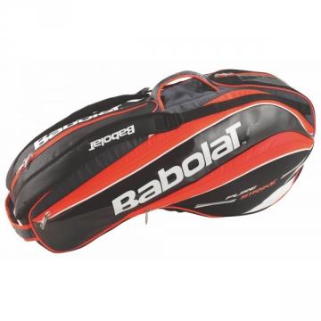 Babolat Pure Strike X6 2015 modrá tenisový bag + dárek zdarma
