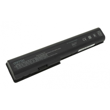 HP baterie pro notebook dv7, hdx18 (6600 mAh) + dárek zdarma