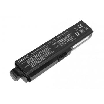 Toshiba baterie pro notebook L700, L730, L750 (6600 mAh) + dárek zdarma