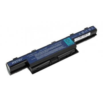 Packard Bell baterie pro notebook LM81, LM82, LM83 (6600 mAh) + dárek zdarma