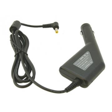 Toshiba nabíječka do auta pro notebook 19V 3,42A konektor 5,5 x 2,5 mm + dárek zdarma