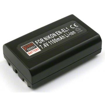 Minolta baterie do fotoaparátu NP-800 - 1100 mAh + dárek zdarma