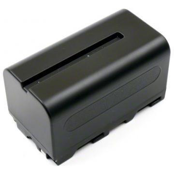 Sony baterie do fotoaparátu NP-F330 - 4400 mAh + dárek zdarma