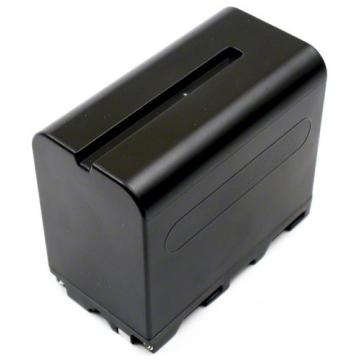 Sony baterie do fotoaparátu NP-F330 - 6600 mAh + dárek zdarma