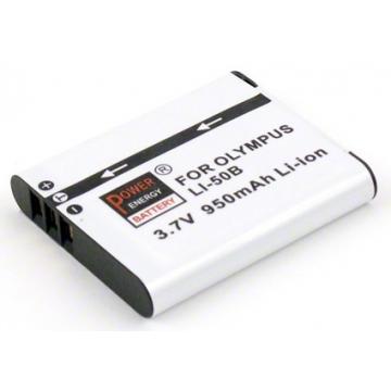 Olympus baterie do fotoaparátu Li-50B - 950 mAh + dárek zdarma