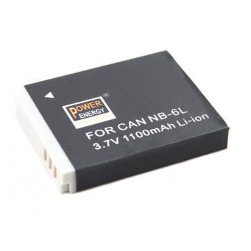 Canon baterie do fotoaparátu NB-6L - 1100 mAh + dárek zdarma