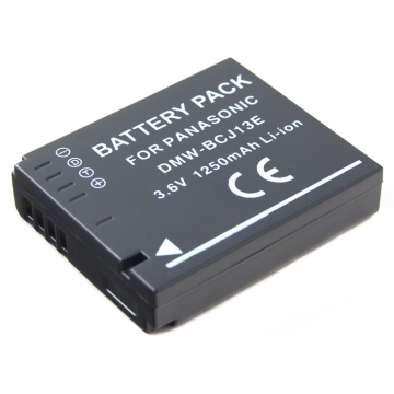Panasonic baterie do fotoaparátu DMW-BC13 - 1250 mAh + dárek zdarma