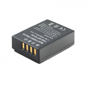 Fuji baterie do fotoaparátu NP-W126 - 1200 mAh + dárek zdarma