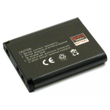 Ge baterie do fotoaparátu Li-40B - 750 mAh + dárek zdarma