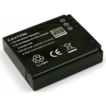 Panasonic baterie do fotoaparátu CGA-S005 - 1150 mAh + dárek zdarma