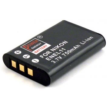 Pentax baterie do fotoaparátu D-LI78 - 750 mAh + dárek zdarma
