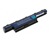 Mitsu baterie pro notebook Packard Bell LM81, LM82, LM83 (6600 mAh)