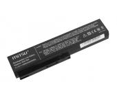Mitsu baterie pro notebook Gigabyte W476, W576