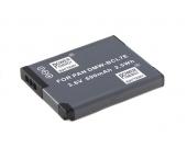 Power energy baterie do fotoaparátu Panasonic DMW-BCL7 - 690 mAh