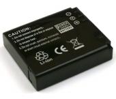 Power energy baterie do fotoaparátu Ricoh DB-60 - 1150 mAh