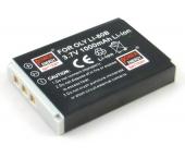 Power energy baterie do fotoaparátu Agfa Li-80B - 1000 mAh